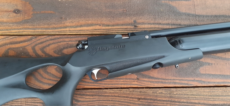 Daystate Airwolf Tactical .22  Air Rifles