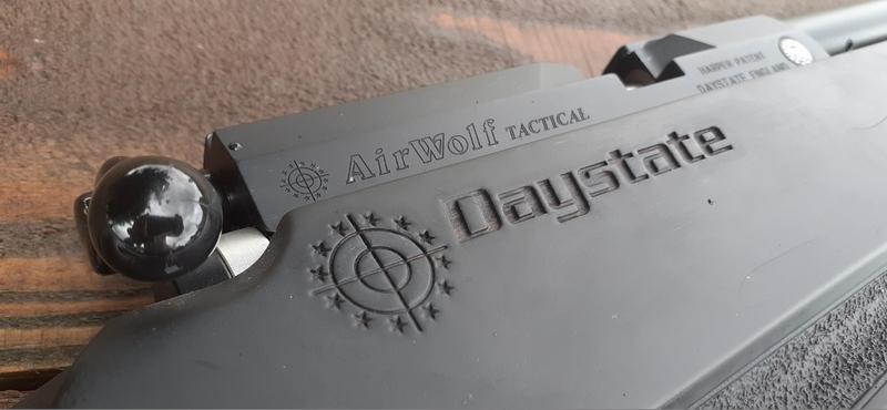 Daystate Airwolf Tactical .22  Air Rifles