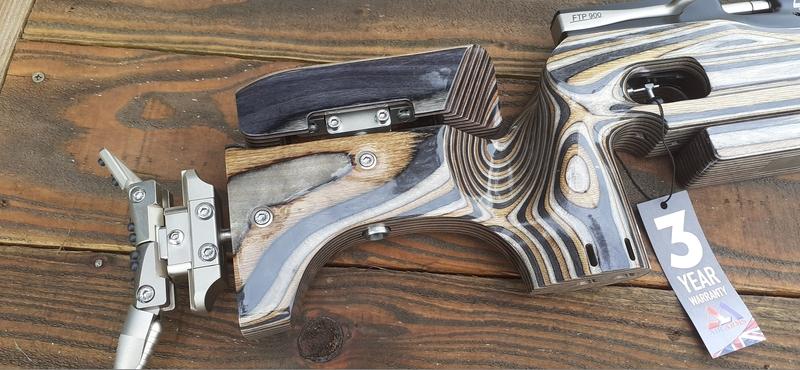 Air Arms FTP 900 .177  Air Rifles