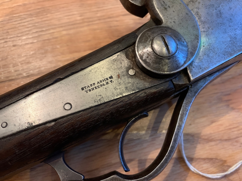 Starr Arms Starr Carbine  Single Shot .54  Rifles