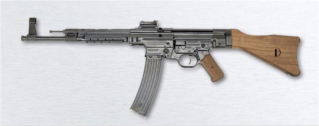 German made STG 44   STG44 Sturmgewehr 44 Straight Pull 7.92 mm  Rifles