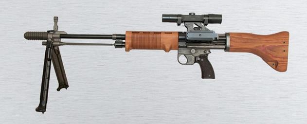 German made FG42 Mk2 Straight Pull 8 mm  Rifles