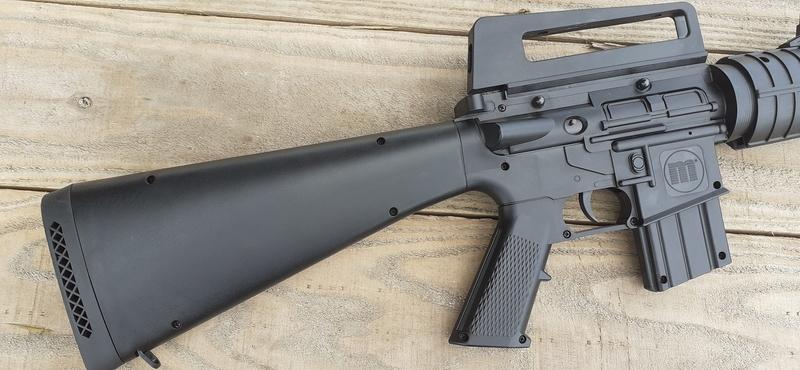 Milbro M16 Synthetic .177  Air Rifles