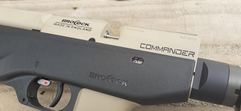 Brocock Commander Cerakote .177  Air Rifles