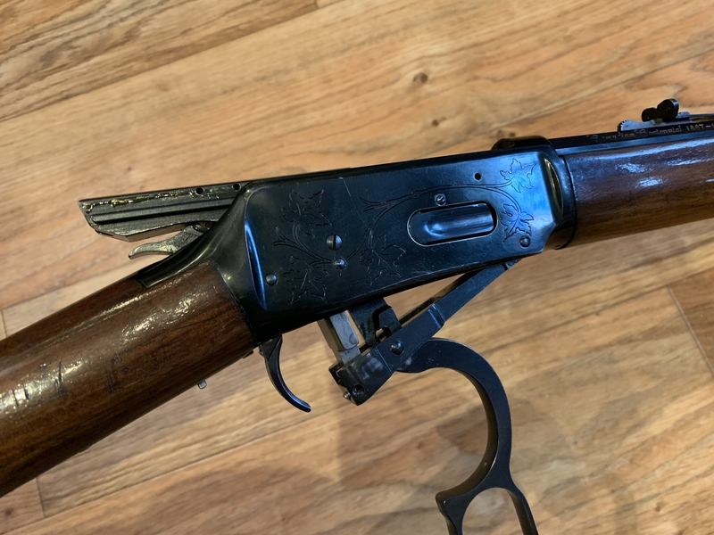 Winchester Canadian Centenial  Lever action 30-30  Rifles