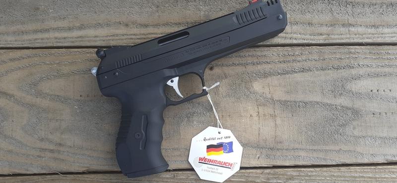 Weihrauch HW 40 PCA .177  Air Pistols