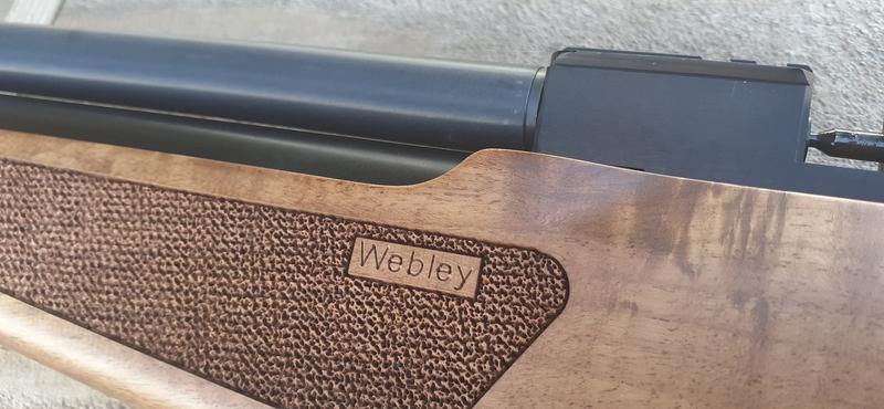 Webley / Webley & Scott Raider Classic .22  Air Rifles
