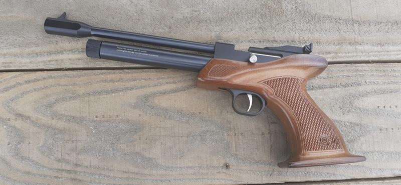 SMK - Sportsmarketing CP1 Victory .177  Air Pistols