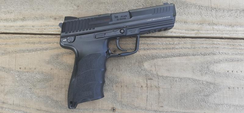 Umarex HK45 6 mm