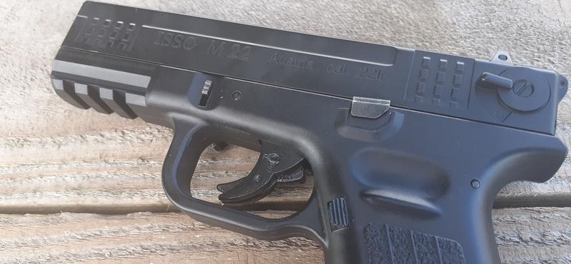 ISSC M22 Pistol Co2 Blowback .177
