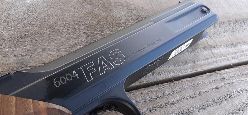 FAS 6004 .177  Air Pistols