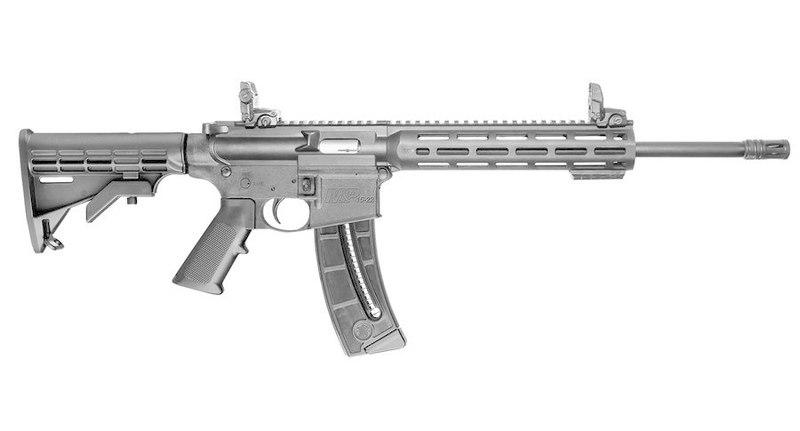 Smith & Wesson 15-22 Sport Semi-Auto .22  Rifles