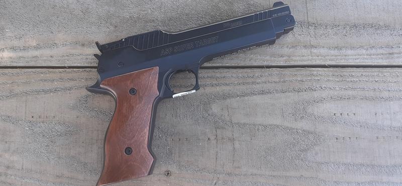 Sig Sauer ASP Super Target .177  Air Pistols