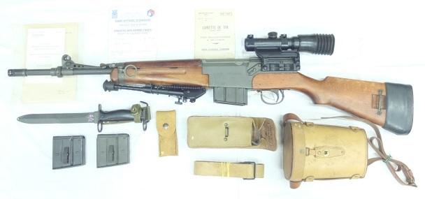 Mas MAS 49/56  Straight Pull 7.5 mm  Rifles