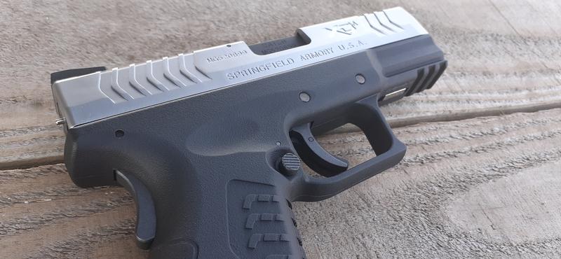 Springfield XDM Compact BB