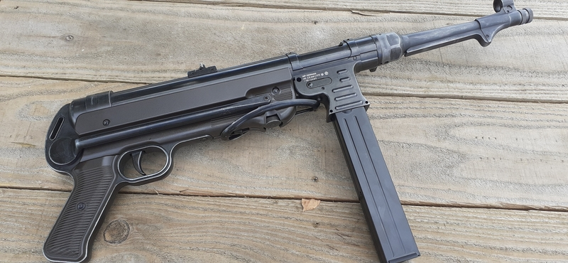 Umarex Legends MP40 BB