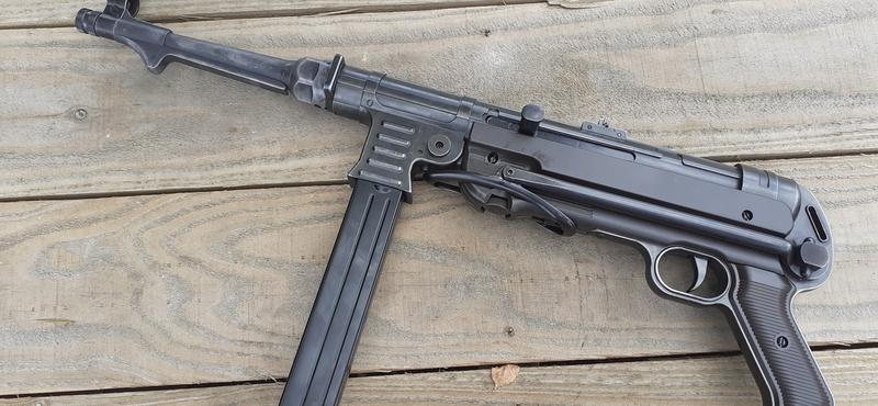 Umarex Legends MP40 BB