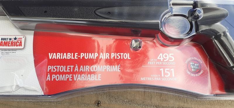 Crosman American Classic .177  Air Pistols
