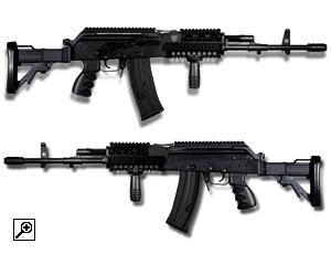Beryl Ak47 M22 Semi-Auto .22  Rifles