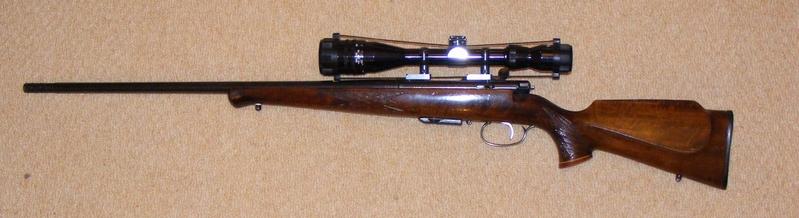 Anschutz 1532 Bolt Action .222  Rifles
