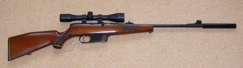 Voere Self Loading Rifle Semi-Auto .22  Rifles