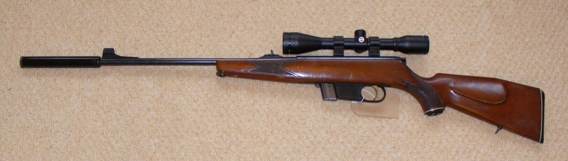 Voere Self Loading Rifle Semi-Auto .22  Rifles