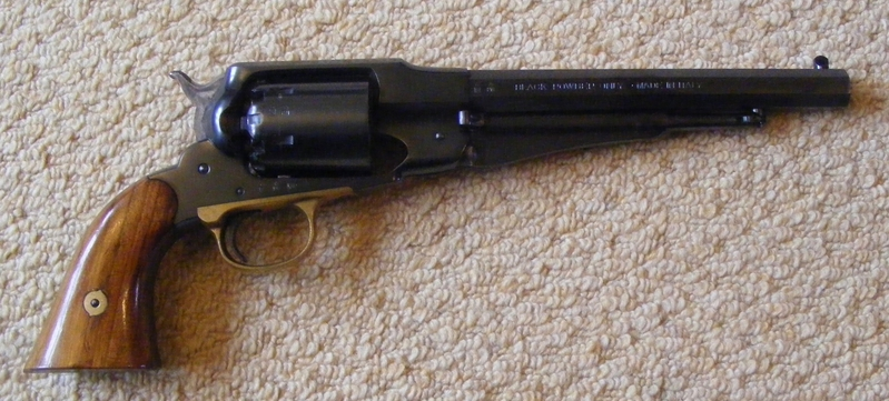 Uberti Remington New Model Army .44  Muzzleloader