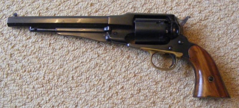 Uberti Remington New Model Army .44  Muzzleloader