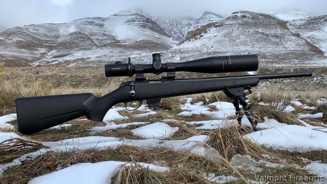 Tikka T1X MTR Bolt Action .22  Rifles