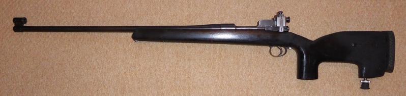 Parker Hale Target Rifle Built on P14 Action Bolt Action .308  Rifles