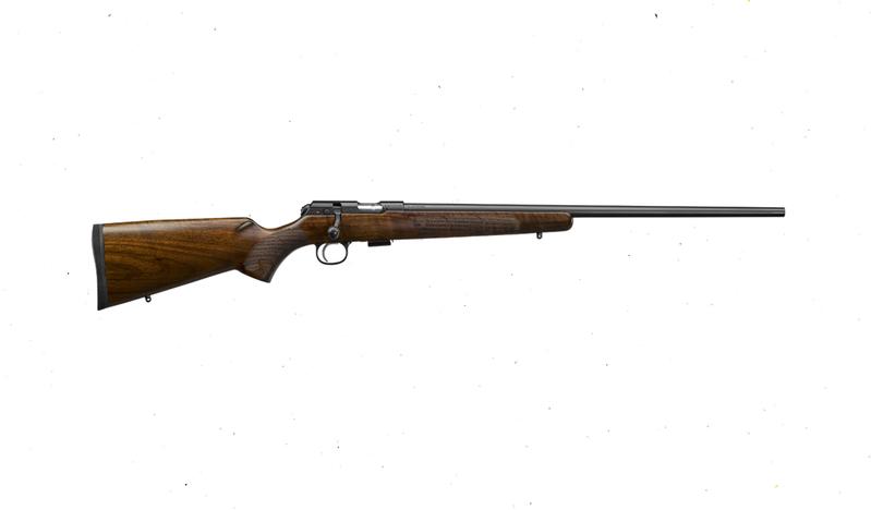 CZ  - Ceska Zbrojovka 457 American Bolt Action .22  Rifles
