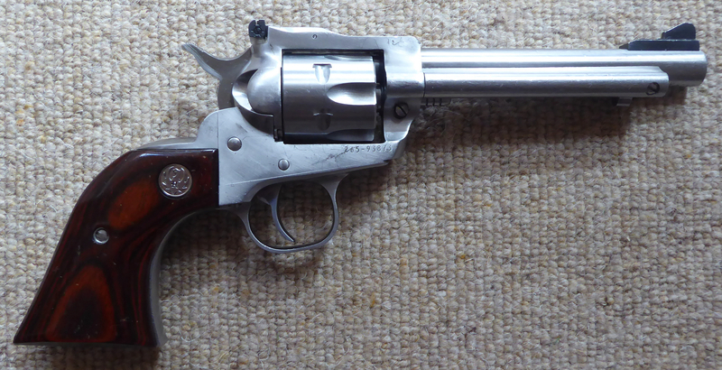 Ruger New Model Single Action Revolver  Humane Killers