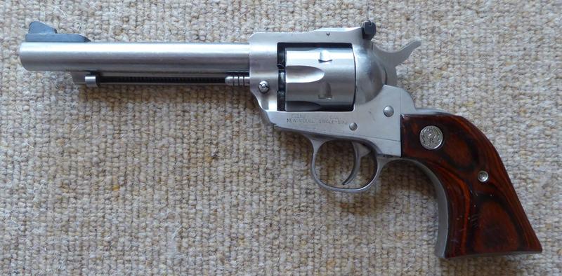 Ruger New Model Single Action Revolver  Humane Killers