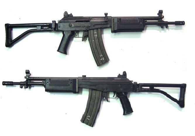 IMI - Israel Military Industries Galil SAR Straight Pull .223  Rifles