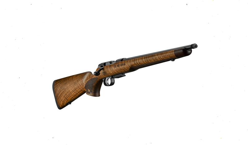 CZ  - Ceska Zbrojovka 457 Royal Bolt Action .22WMR  Rifles