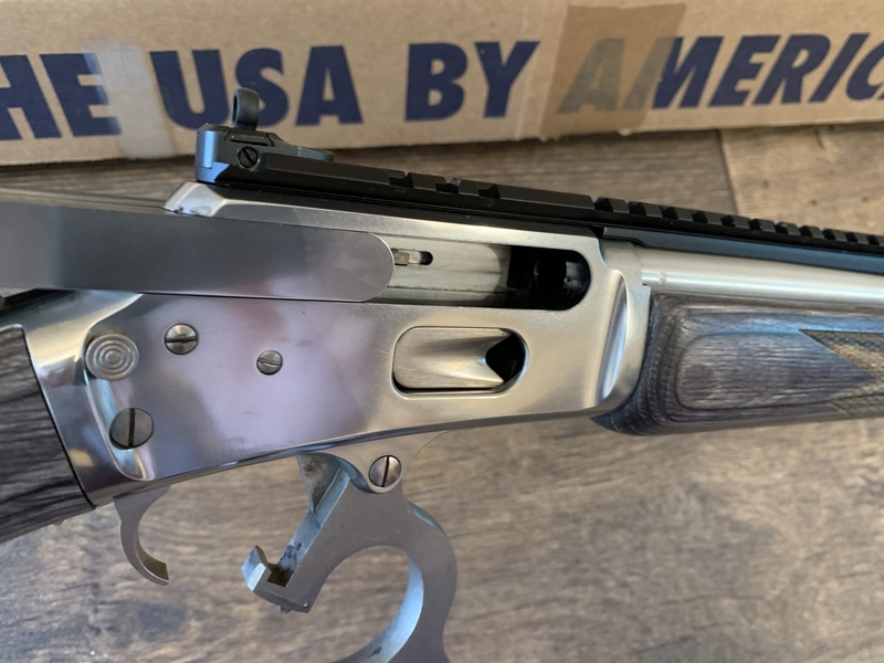 Marlin 1894 CSBL .44 Lever action .44  Rifles