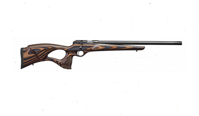 CZ  - Ceska Zbrojovka 457 Thumbhole Bolt Action .17HMR  Rifles