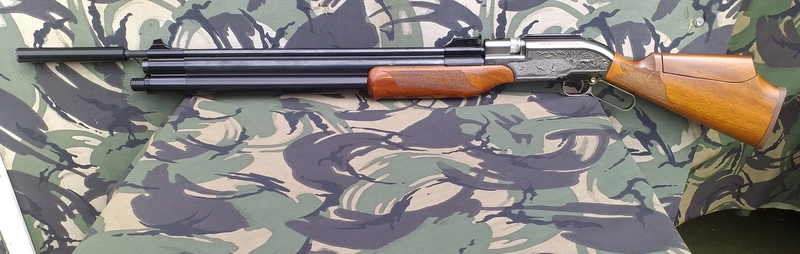 Sumarta 500 .177  Air Rifles