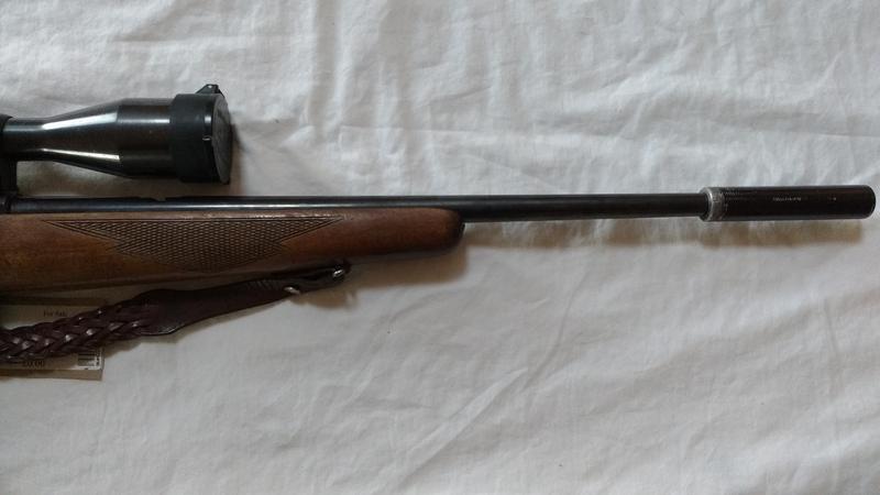 BRNO 581 Semi-Auto .22  Rifles