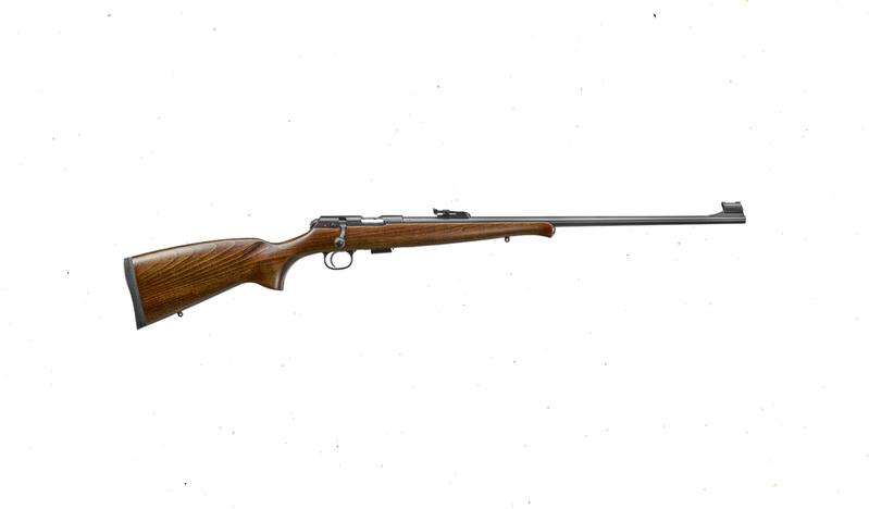CZ  - Ceska Zbrojovka 457 Training Bolt Action .22  Rifles