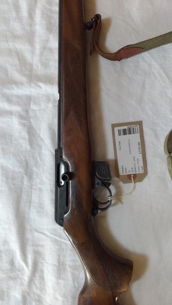 BRNO 511 Semi-Auto .22  Rifles