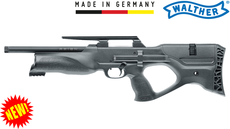 Walther Reign Bullpup Rifle .22  Air Rifles