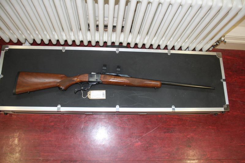 Ruger NO1-B Single Shot .270  Rifles