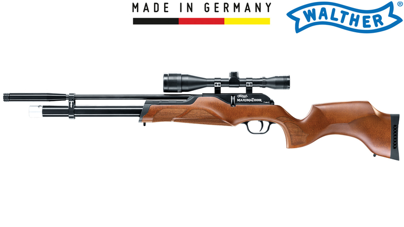 Walther Walther Maximathor FAC .22 .22  Air Rifles