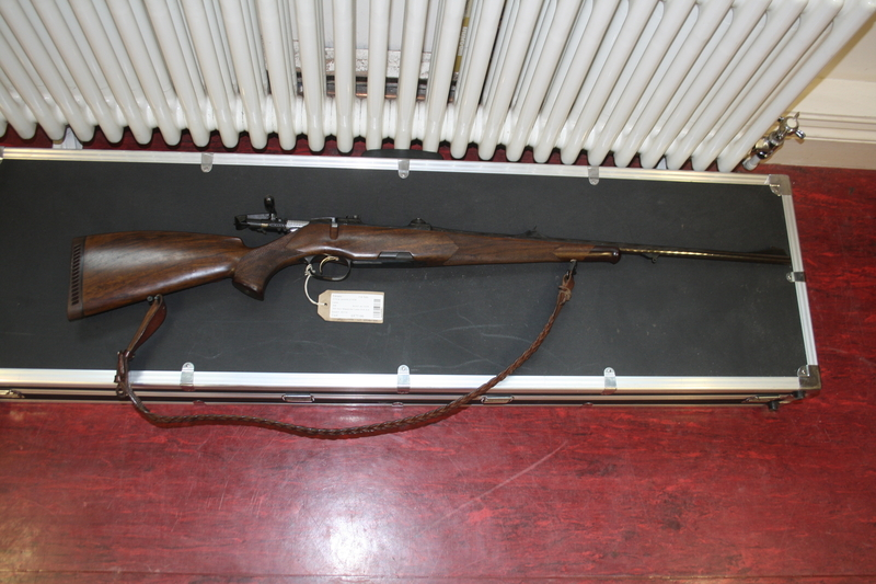 Steyr Mannlicher  Bolt Action .308  Rifles