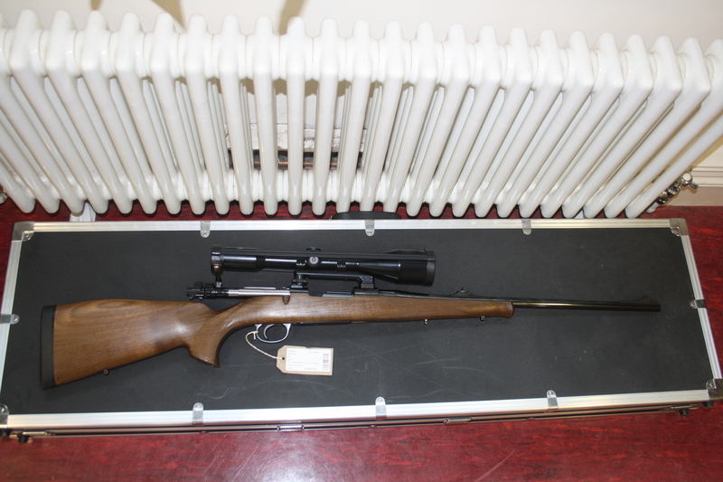 Mauser 98 Bolt Action .243  Rifles
