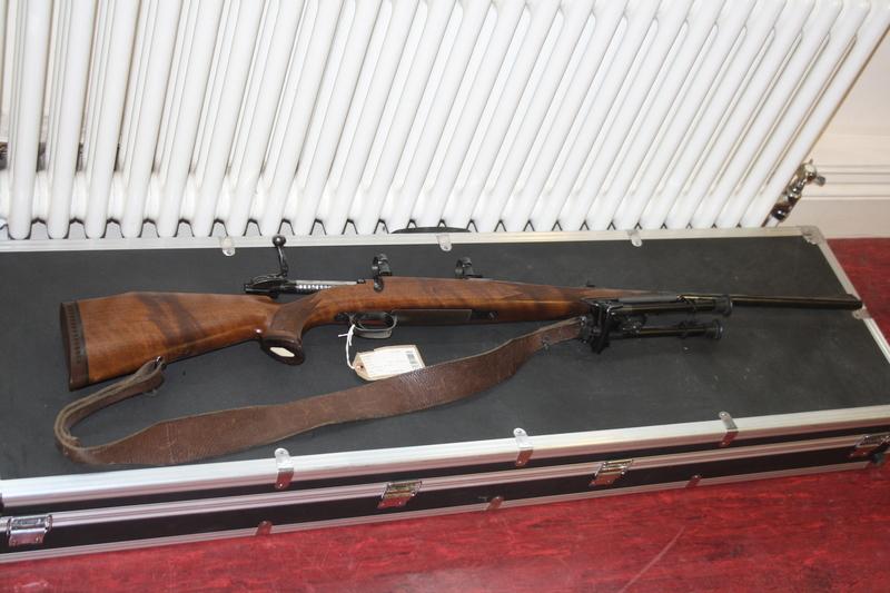 HYEM SR20N Bolt Action .243  Rifles
