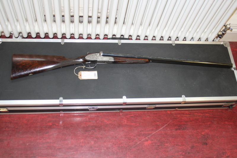 Gunmark VISCOUNT 12 Bore/gauge  Side By Side