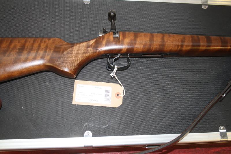 CZ  - Ceska Zbrojovka  Bolt Action .17  Rifles
