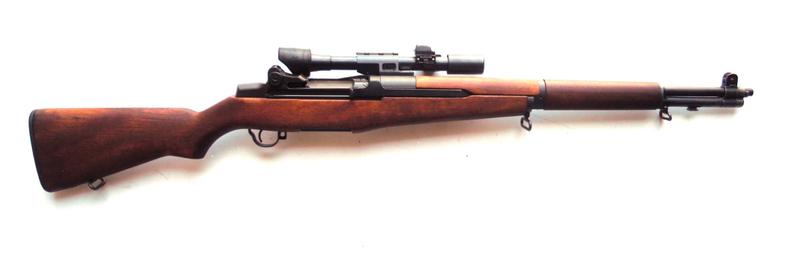 Garand M1-D Garand Straight Pull 30-06 Garand  Rifles
